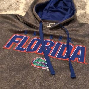 Florida Gator's Dark Grey Champion's Hoodie